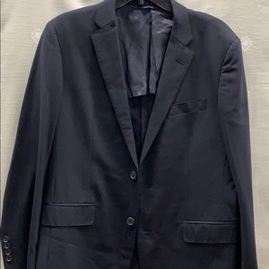 NWOT Brooks Brothers Black Milano Blazer 40R